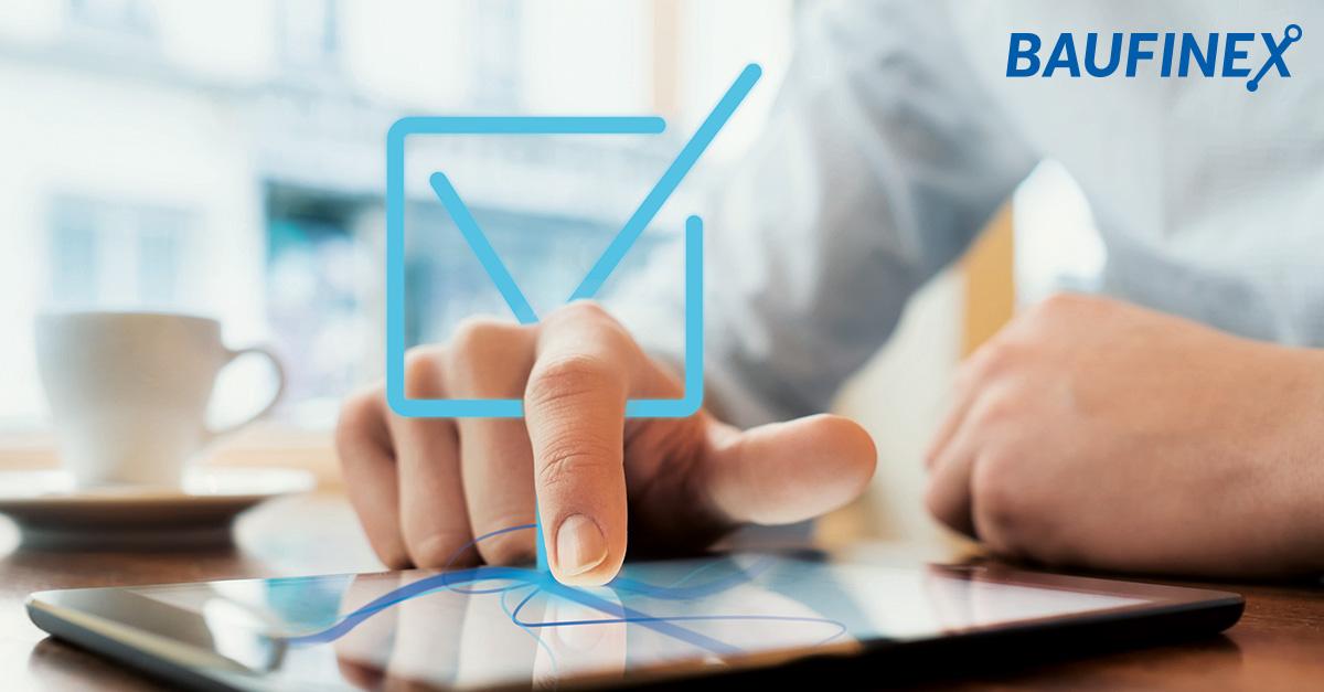 Benachrichtigung aus dem Online-Banking